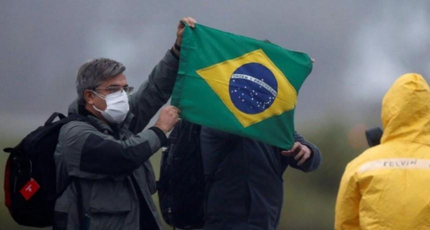 Brasil confirmó un primer caso de coronavirus en el país