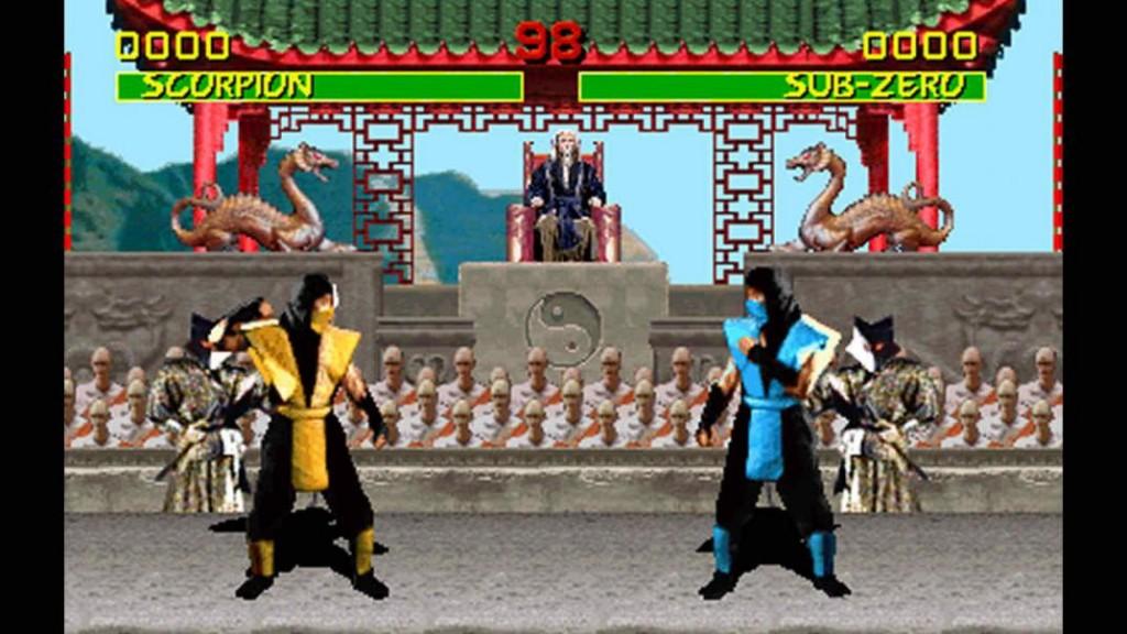 Mortal Kombat: el primer video juego de pelea que hacía uso de imágenes reales para sus luchadores