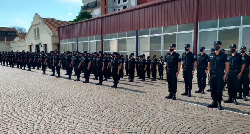 Las mesas seguridad local trabajan en el proceso de municipalización de la policía