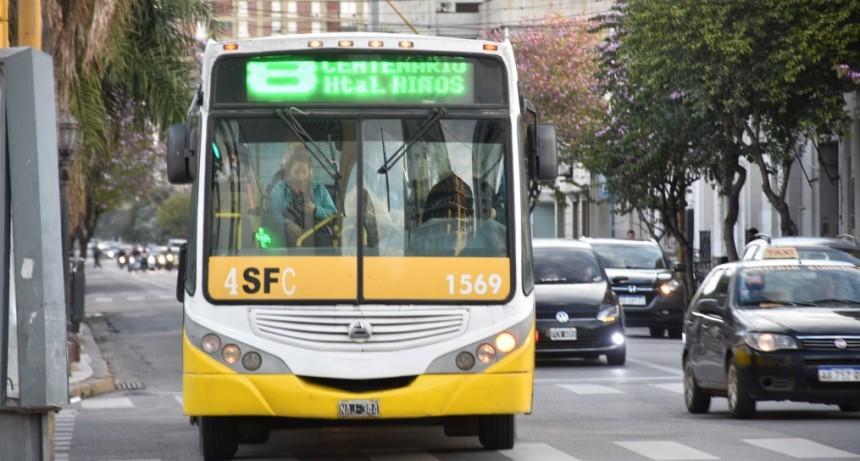 El pasaje del transporte urbano de pasajeros aumenta desde el lunes