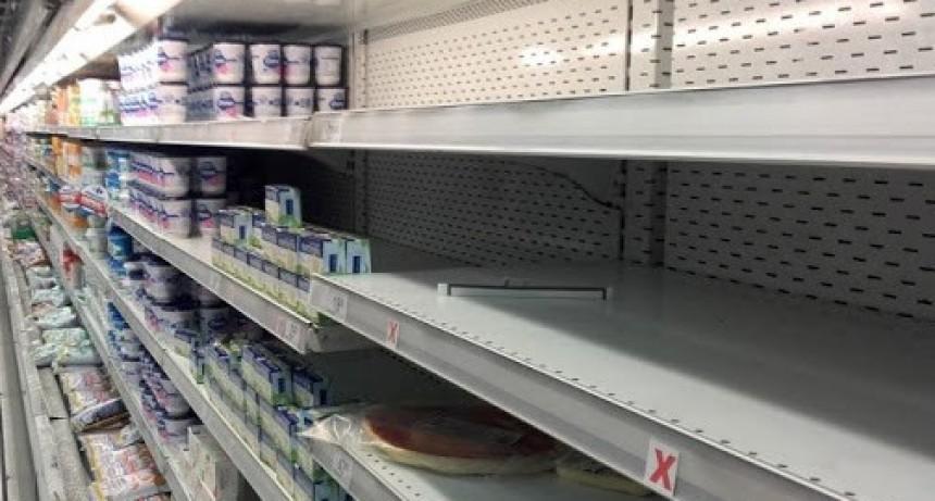 El desabastecimiento en góndolas se nota en productos de Precios Cuidados y Precios Máximos