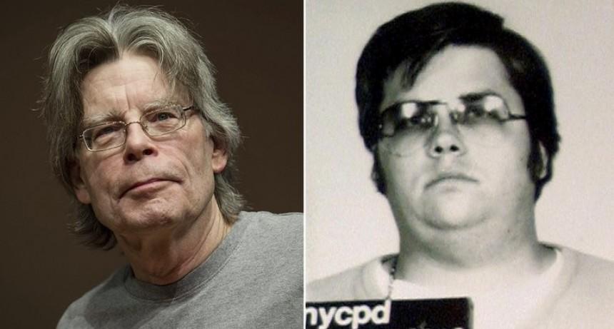 Una teoría explica que Stephen King sería el asesino de John Lennon