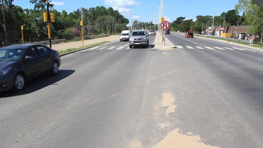 Vialidad firmará un convenio para la realización bici sendas en la Ruta 1