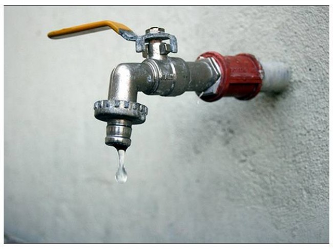 Corte de agua programado para el sábado en barrio El Tránsito