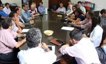 Municipales ratificaron el paro del 9 de marzo
