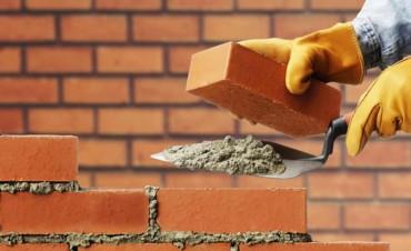 La venta de materiales para la construcción cayó más de seis y medio por ciento durante febrero