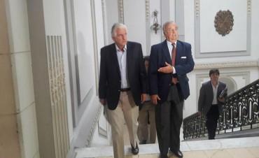 El gobierno santafesino y la Sociedad Rural acordaron una agenda conjunta
