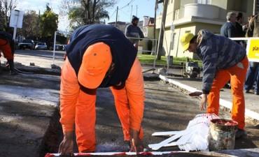Provincia y Municipio licitan obras de pavimentación para 3 barrios de la ciudad de Santa Fe
