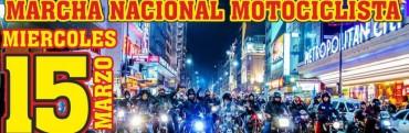 Autoconvocados impulsan una protesta contra la normativa para combatir a los motochorros