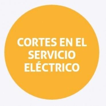 Corte de energía programado para el jueves en el norte de la ciudad