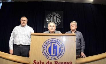 La CGT lanzó una huelga nacional para el 6 de abril