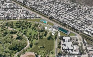 Nación enviará fondos para construir una pileta olímpica en el Parque Garay