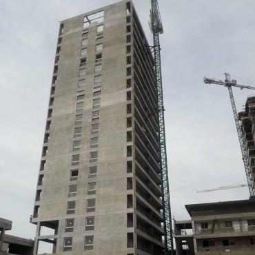 Los edificios del Parque Federal estarían terminados a finales de año