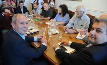 La Provincia retoma las reuniones paritarias a mediados de semana