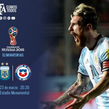 Argentina se juega su salida de la zona de repechaje en las Eliminatorias sudamericanas