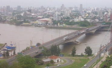 Nación licitará la reparación del Puente Oroño y la ruta 168 el mes próximo