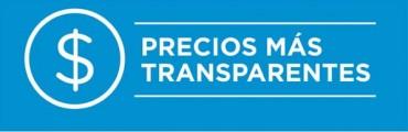 El gobierno corrigió el plan Precios Transparentes