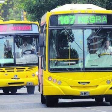 Gremios del transporte confirmarán adhesión total al paro del 6 de abril