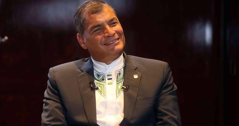Rafael Correa visitará la ciudad de Santa Fe