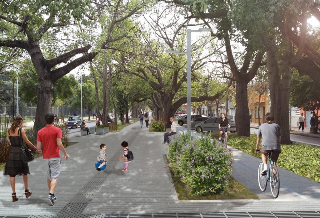 El Municipio licitará la remodelación de avenida Freyre el 10 de abril