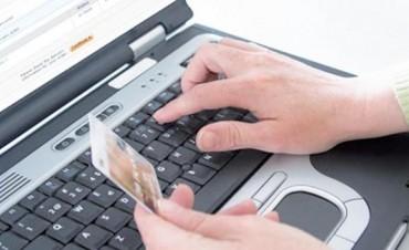 El comercio electrónico subió más de cincuenta por ciento el año pasado
