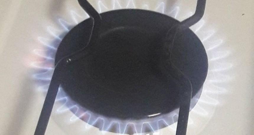 El gas aumentará hasta un 40 por ciento desde el lunes