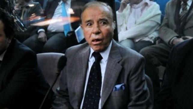 La justicia absolvió a Carlos Menem en la causa por encubrimiento del atentado a la AMIA