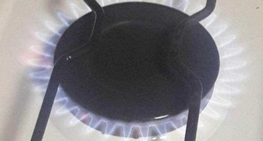 La tarifa del gas tendrá un 20 % de descuento entre mayo y septiembre