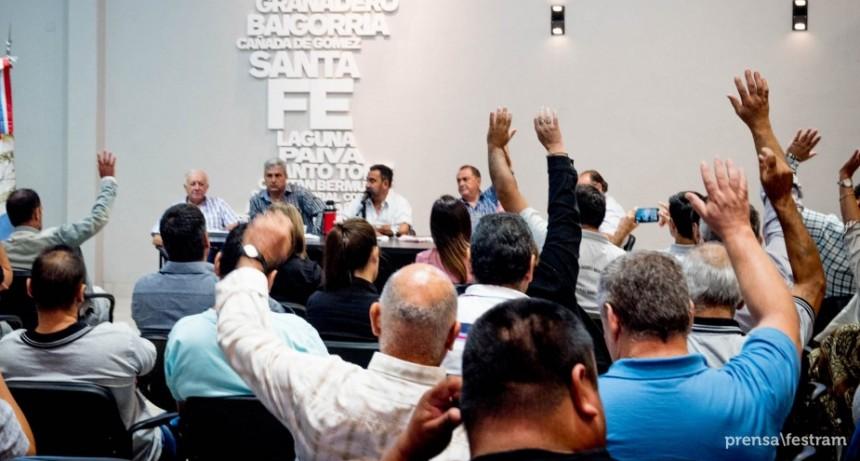 Se realizó la primer reunión de la paritaria municipal 2020