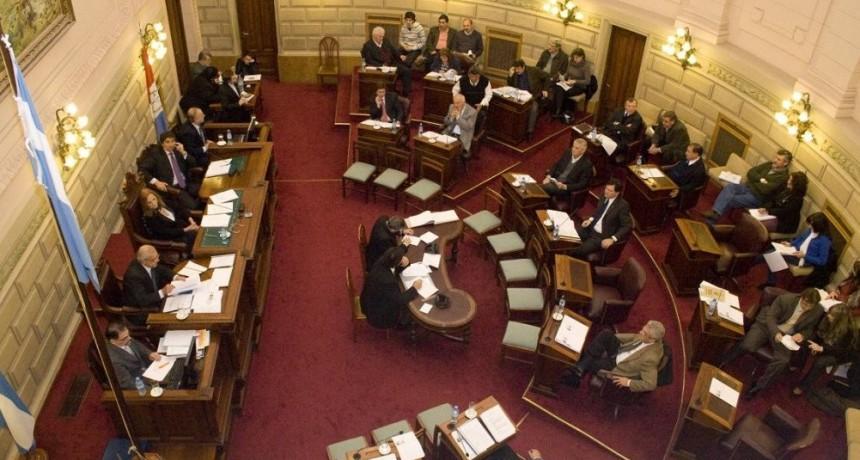Senado Provincial: Media sanción a la ley de Necesidad Pública