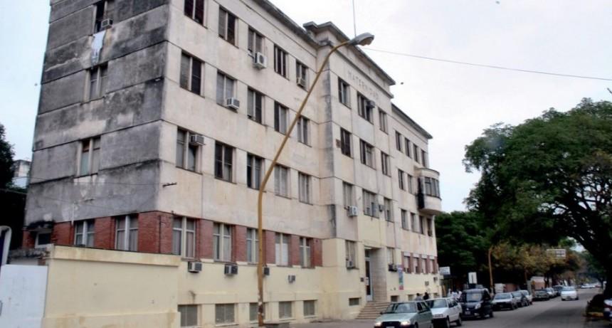 Preparan las instalaciones del viejo Hospital Iturraspe para reforzar la emergencia sanitaria