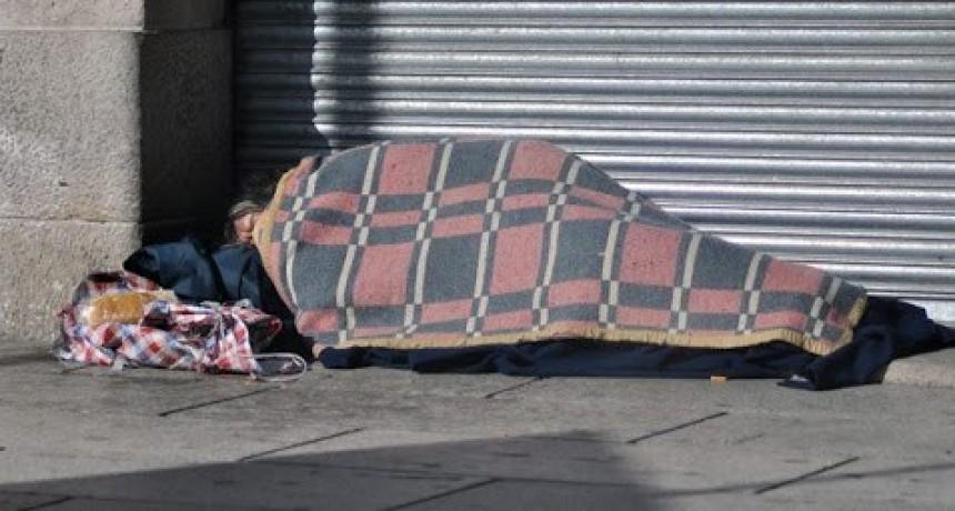 Se abrirán espacios para contener personas en situación de calle