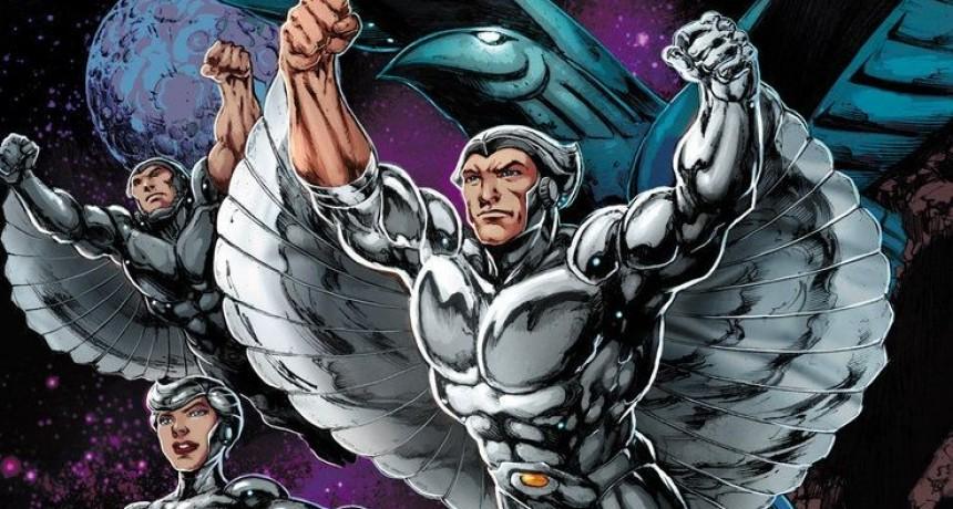 Series y animé: Halcones Galácticos y Sakura Card Captors