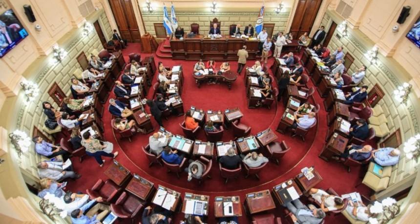 Diputados sesiona para tratar la ley de Necesidad Pública