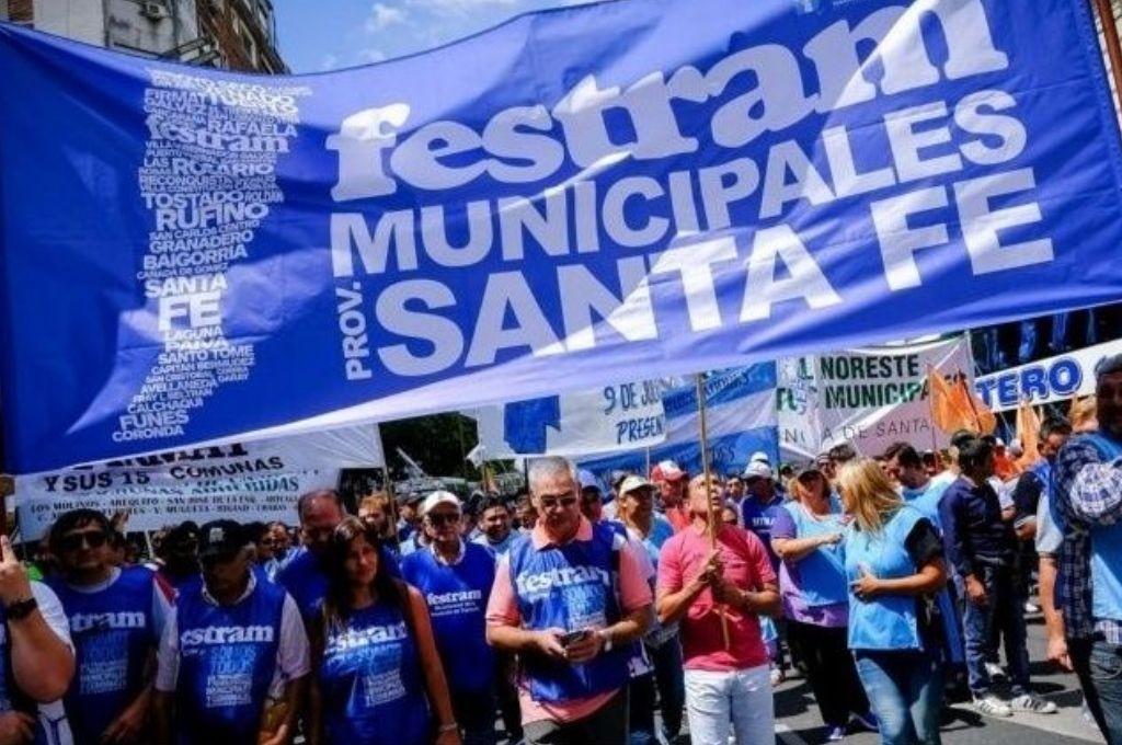Municipales esperan la aplicación de la cláusula gatillo hasta acordar el incremento salarial para este año