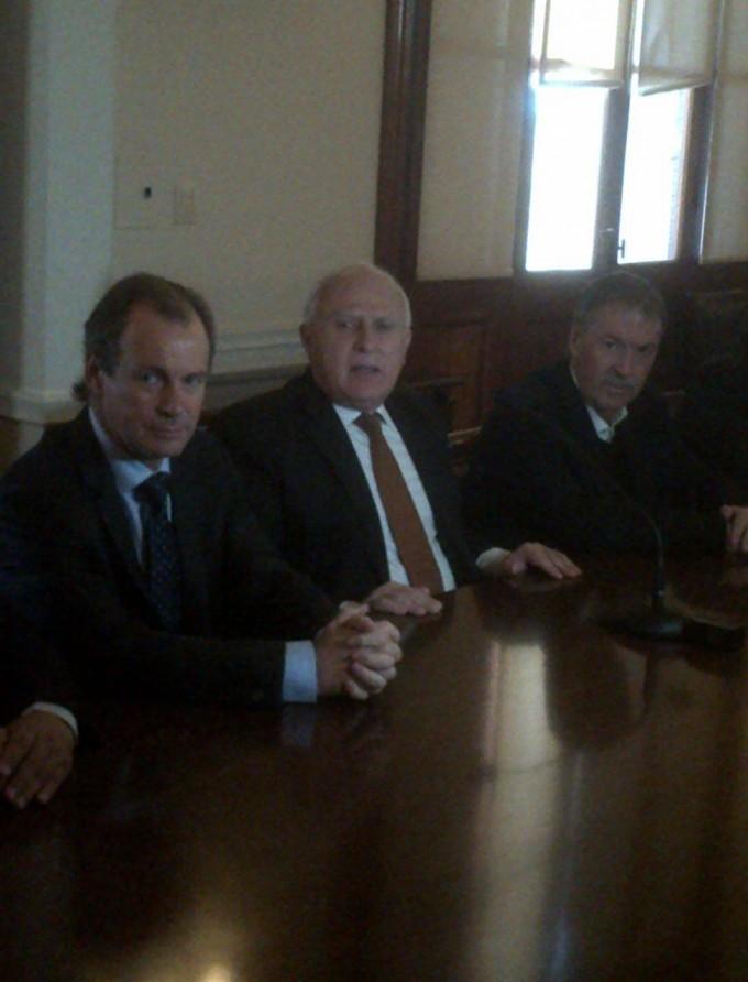 Los gobernadores de la Región Centro se reúnen este lunes