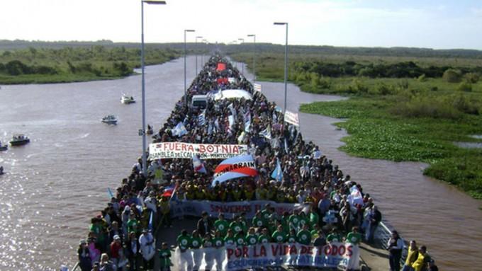 Nueva marcha en Gualeguaychú en defensa del ambiente