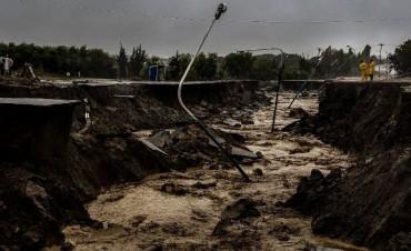 Suman cuatro mil quinientos los evacuados por las lluvias en cuatro provincias