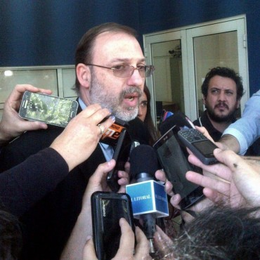 Jorge Nessier quedará momentáneamente a cargo de la Fiscalía General