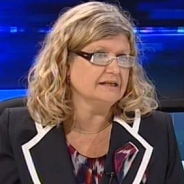 La ministra Balagué consideró bajo el acatamiento al paro docente