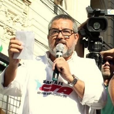 José Testoni dijo que los docentes tienen voluntad de resolver el conflicto