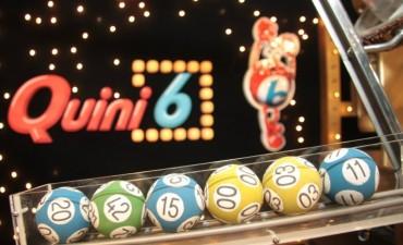 El Quini 6 sortea ciento veinticuatro millones de pesos el domingo