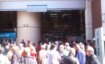 La policía capturó a uno de los ladrones del banco Macro