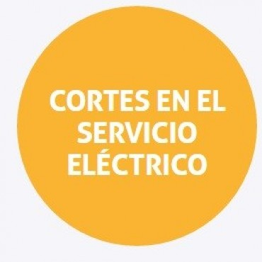 Cortes de energía programados para el martes en Santa Fe y la costa