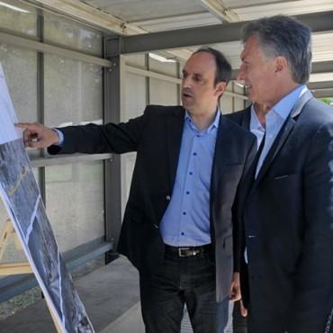 José Corral y Mauricio Macri inaugurarán el Metrofé