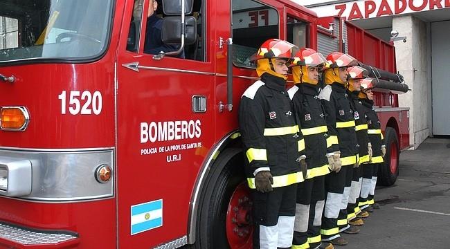 Los bomberos intervinieron en más de 1000 incendios durante el primer trimestre
