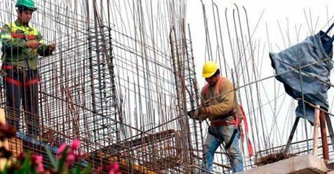 La venta de insumos para la construcción subió 2,4 por ciento interanual en marzo
