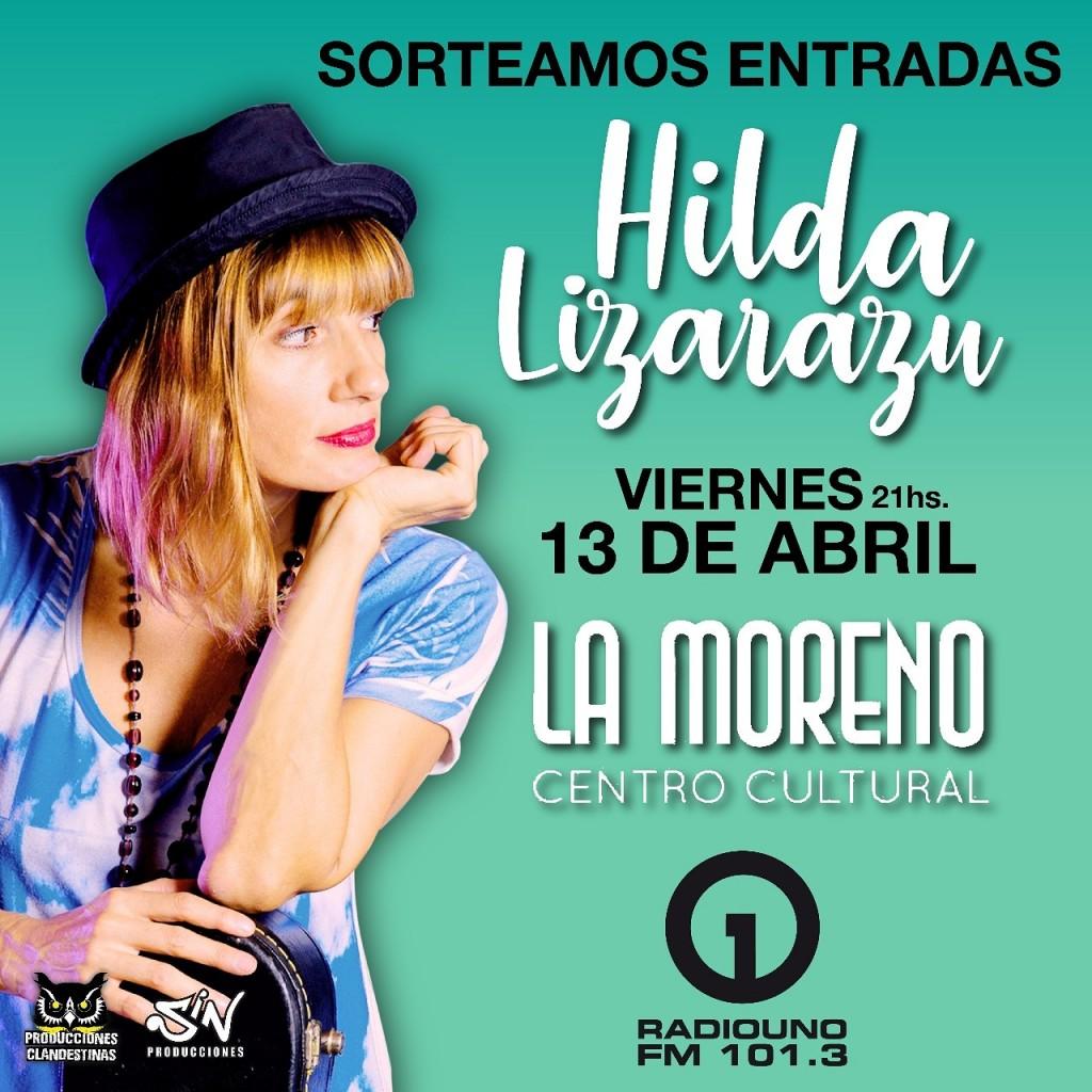 Hilda Lizarazu anticipó parte de su show por Línea Abierta