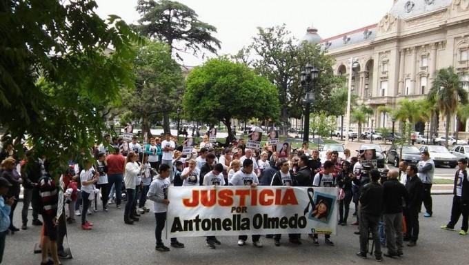 La audiencia preliminar por la muerte de Antonella Olmedo se realizará este jueves