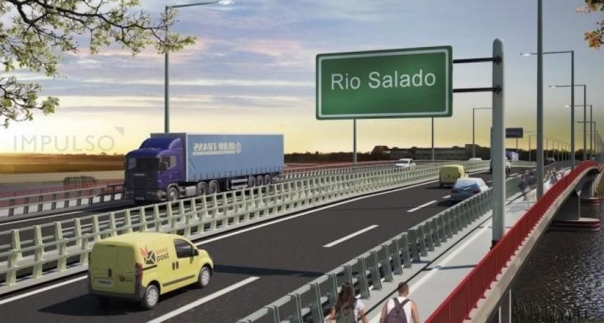José Corral solicitó la inclusión de fondos para el puente Santa Fe - Santo Tomé como parte del pago de la deuda por coparticipación